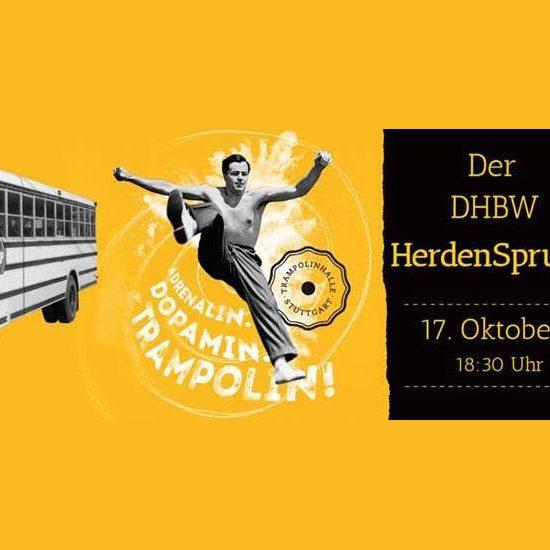SprungBude Fellbach – Ersti Event – Di 17.10.17